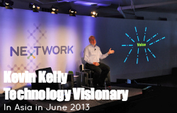 Kevin Kelly Speaking_Asia