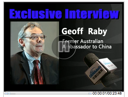 Geoff Raby Interview