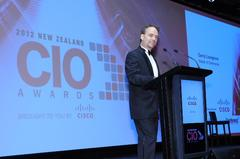 Darryl CIO Awards