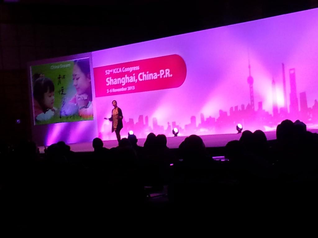 Peggy Liu - ICCA Congress