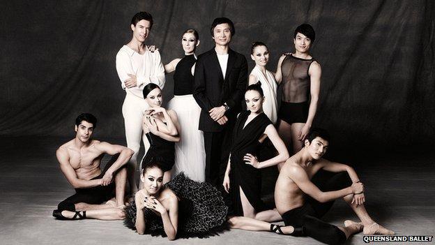Li Cunxin ballet troup
