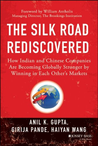 Anil Gupta the silk road rediscovered