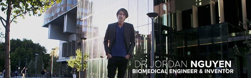 Dr Jordan Nguyen
